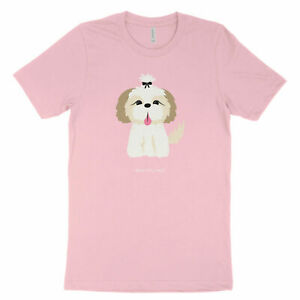 I-Shih-Tzu-Not-Quote-Funny-Cute-Adorable-Pet-Shitzu-Shihtzu-Shirt-Unisex-T-Shirt
