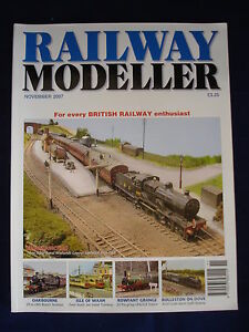 Adaptable Railway Modeller - Nov 2007 - Oakbourne - Waan - Rowfant - Rolleston - (p)