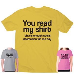 Funny womens mens t shirts slogan tee novelty humour My Vocabulary 50 swearing.