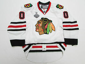 CHICAGO BLACKHAWKS 2013 STANLEY CUP ANY NAME/NUMBER REEBOK EDGE 2.0 7287 JERSEY