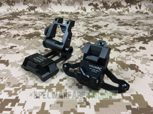Black SD-L2G05-BK DEVGRU Navy SEALs ODA Sotac Wilcox L2G05 NVG Helmet Mount