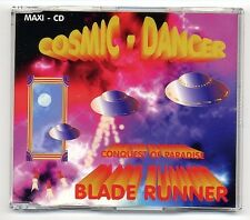 Cosmic Dancer Maxi-CD Blade Runner / Conquest Of Paradise Vangelis COVER VERSION