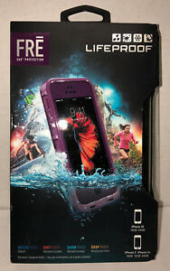 factory price 85dee 0626b Details about NEW LifeProof FRE SERIES Case for iPhone 5/5s/SE - CRUSHED  PURPLE
