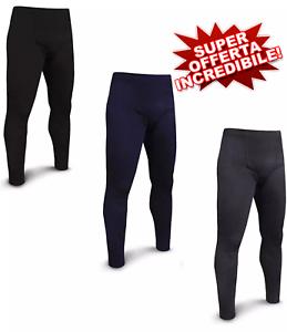 Calzamaglia-uomo-termica-pile-calda-senza-piede-NAVIGARE-blu-nero-grigio