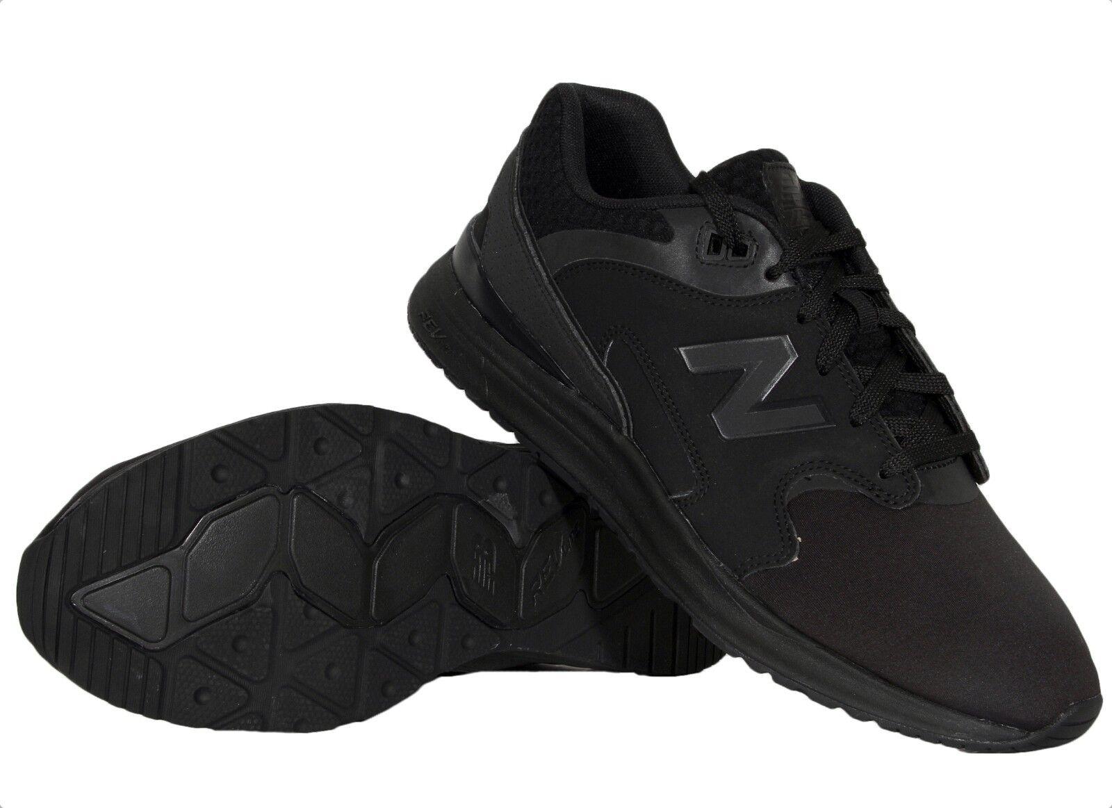2018 REVlite para hombre New Balance Zapatos Negro  con cordones ML1550WB Negro Zapatos Nuevo en Caja Auténtica 0e0e37
