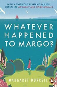 Whatever-Happened-to-Margo-by-Durrell-Margaret-NEW-Book-FREE-amp-Fast-Delivery