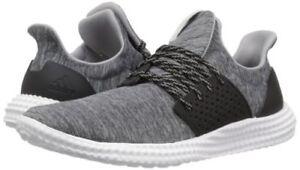 Adidas-Women-039-s-Athletics-24-7-Training-Shoe-Grey-Black-White-CG2710-sz-10-10-5