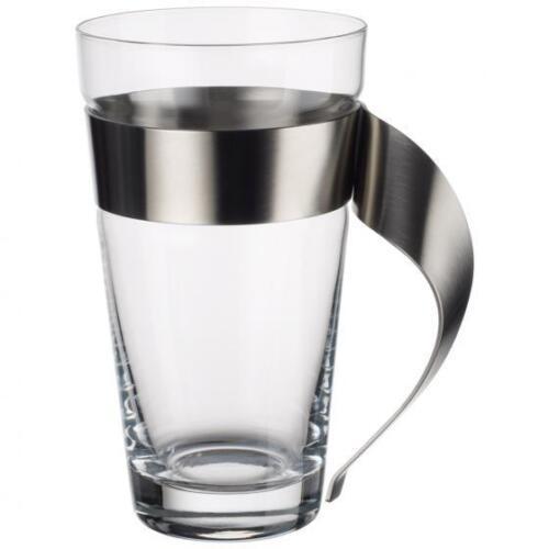 Villeroy /& Boch NewWave Latte Macchiato Glass Set of 2 Tableware Breakfast Cup