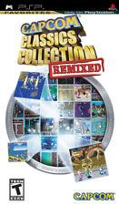 Capcom Classics Collection: Remixed (Sony PSP, 2006)
