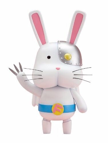 Nendoroid 071 Tentai Senshi SunROT Usakottsu Figure Phat  NEW from Japan