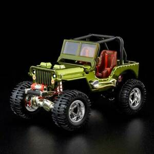 PREORDER Hotwheels HWC Special Edition 1944 WILLYS MB Limited Edition