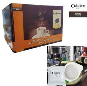 300-Cialde-Caffe-CHIRICO-ESE-44mm-Miscela-CREMA-gusto-forte-e-deciso