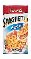 Spaghettios Original 22.4 Ounce (pack Of 12) 22.4 Ounce (pack O... Free Shipping