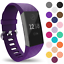 thumbnail 8 - For-Fitbit-Charge-3-Wrist-Straps-Wristband-Best-Replacement-Accessory-Watch-Band
