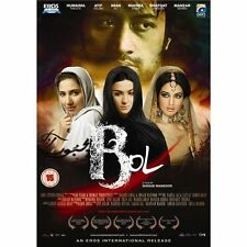 BOL - ATIF ASLAM - MAHIRA KHAN - BRAND NEW SUPER HIT PAKISTAN FILM DVD