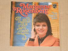 "MARIANNE ROSENBERG -Laß dir Zeit- 7"" 45"