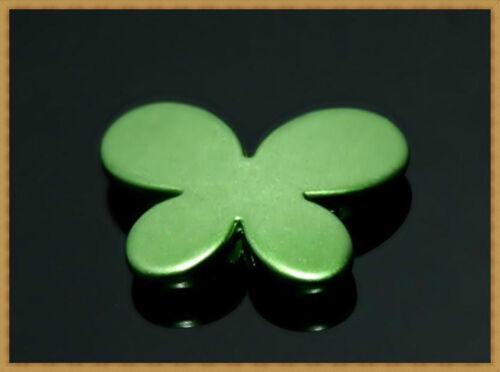 Acrílico perlas perlas mariposas 3 unidades ka1012-1015