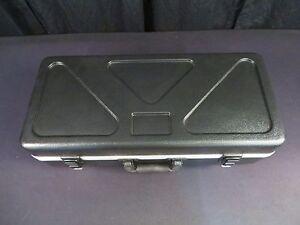 Premium Black Trumpet case with Aluminum Trim, Bulk Warehouse Deal, SAVE!