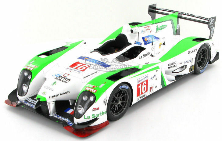 Pescarolo 03 Judd Le Mans 2012 1 18 - 18S072