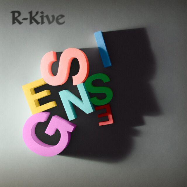 GENESIS - R-KIVE: 3CD ANTHOLOGY COLLECTION SET (September 29th 2014)