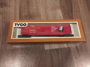 TYCO-HO-Scale-50-039-Box-Car-Mail-Pouch-Tobacco