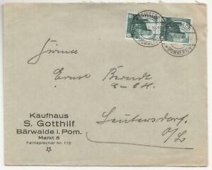 Promotional-Letter-Department-Store-Gotthilf-Barwalde-Pommern-1934-B7