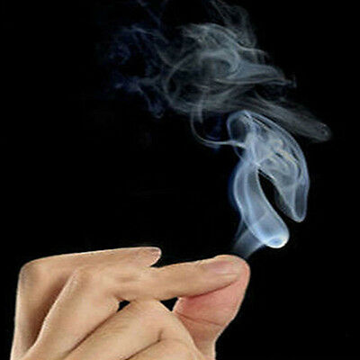 Adorable Finger Smoke Magic Trick Magic illusion Stage Close-up Stand-up New