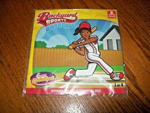 Exceptional Image Is Loading Chick Fil A Atari Backyard Sports Baseball Computer
