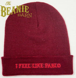 2919fb9c5 Details about I FEEL LIKE PABLO BEANIE yeezy kanye west
