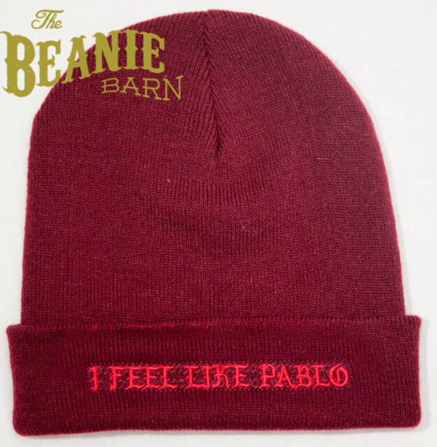 394880ba1fd I Feel Like Pablo Beanie Yeezy Kanye West for sale online