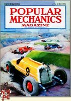 Jigsaw Puzzle Popular Mechanics Cover The Chase 500 Piece Made In Usa