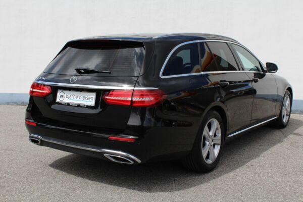 Mercedes E220 d 2,0 Avantgarde stc. aut. - billede 1