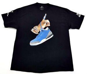 DJ-Khaled-Air-Jordan-3-III-We-The-Best-Tee-Black-Size-XXL-Mens-T-Shirt-Another