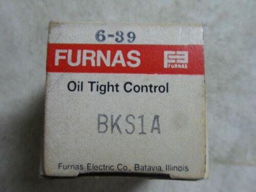 S2-1 FURNAS BKS1A OIL TIGHT CONTROL