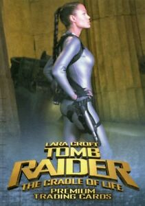 Lara Croft Tomb Raider The Cradle Of Life Movie 2002 Inkworks