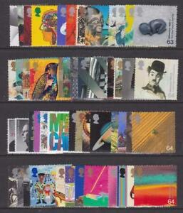 GB-1999-Commemorative-Stamps-Year-Set-Unmounted-Mint-UK-Seller
