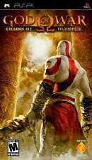 God of War: Chains of Olympus (Sony PSP, 2008) - European Version