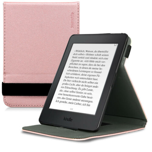 Custodia per Amazon Kindle Paperwhite supporto PASSANTE PER e-Reader ebook Borsa