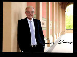 Beliebte Marke Thomas Kreuzer Autogrammkarte Original Signiert ## Bc 119598 Original, Nicht Zertifiziert