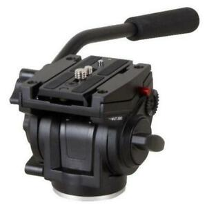 professional-QR-Plate-Pro-Fluid-Video-Lightweight-Head-For-Manfrotto-Tripod