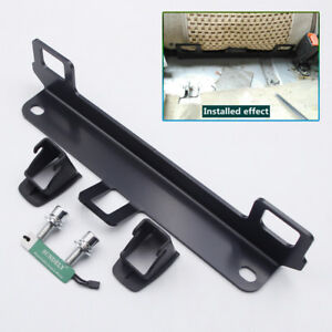 Details About Plate Latch Isofix Belt Connector Interfaces Bracket Safety Seat For Ford Focus