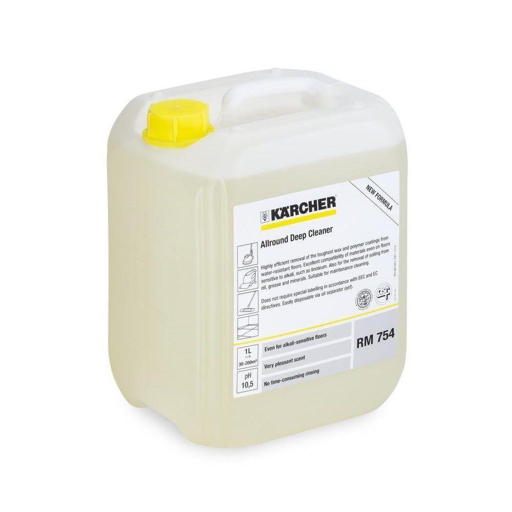 Kärcher Universal Boden Reiniger Grundreiniger RM 754 ASF 10 Liter