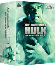 The Incredible Hulk - The Complete Series (DVD, 2017)