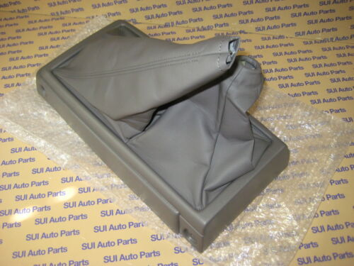 Toyota Tacoma  4x4 5spd Leather Console Shift Boot NEW  OEM 2001-2004 Light Gray