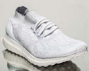 713ee2f03724b Image is loading adidas-Ultra-Boost-Uncaged-men-running-shoes-white-