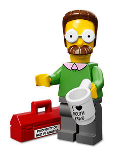 Lego-71005-Minifig-Series-13-The-Simpsons-Ned-Flanders