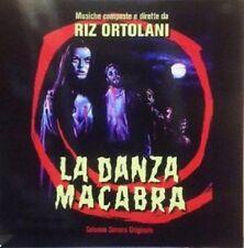 La Danza Macabra - Original Score - Limited Edition - Black Vinyl - Riz Ortolani