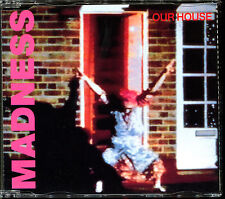 MADNESS - OUR HOUSE - CD MAXI [722]