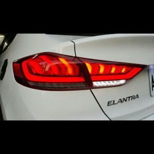 Image Is Loading Genesis Style Led Tail Lights Rear Lamps