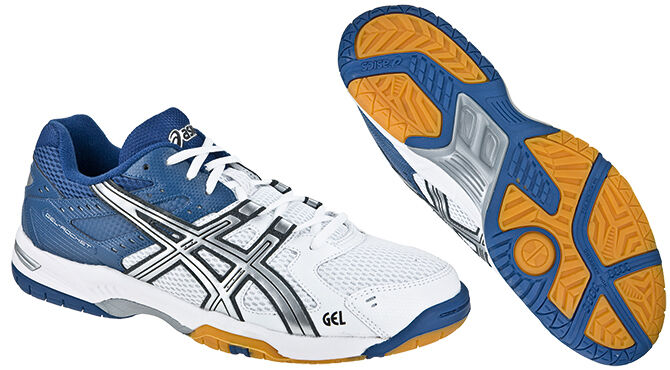 FW17 ASICS FIPAV SHOES GEL ROCKET 6 VOLLEYBALL VOLLEYBALL VOLLEYBALL SHOES MAN MAN B207N-0191 5d291a